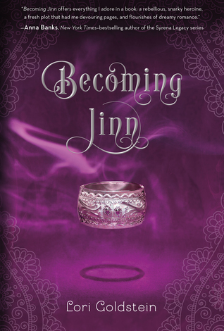 The reading diaries june 2015 book review becoming jinn fandeluxe Images