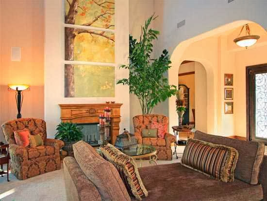 High Ceiling Decorating Ideas: High Ceiling Decorating Ideas