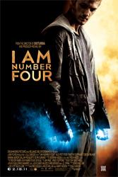 Soy el numero cuatro (2011) Online