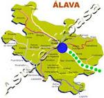 ÁLAVA   La Vía Verde del Ferrocarril Vasco Navarro. Zona de Álava