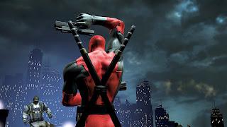 Marvel Deadpool Videogame Gamescom Gameplay Screenshots