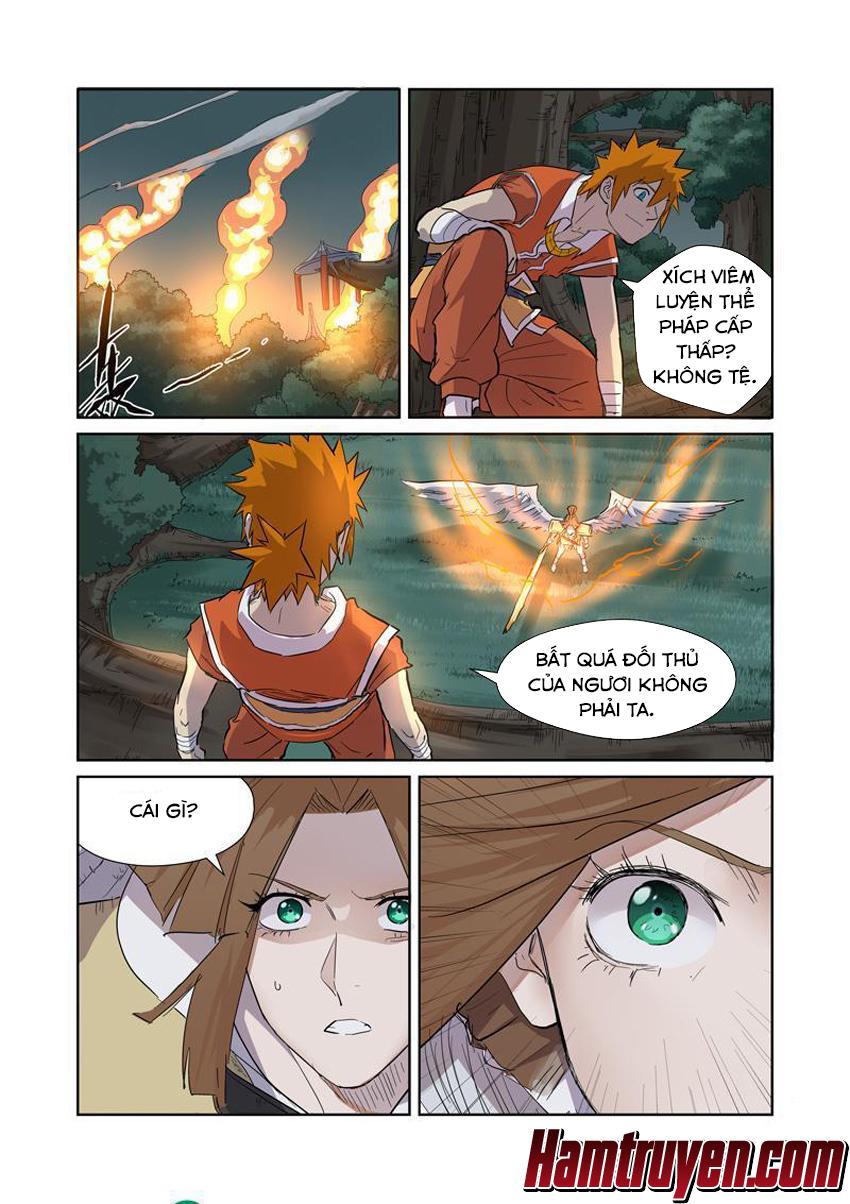 Yêu Thần Ký chap 172 - Trang 3
