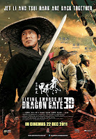 ScreenShoot The Flying Swords of Dragon Gate (2011) DVDScr 500MB