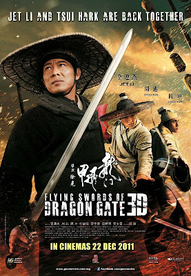 Nonton Flying Swords of Dragon Gate (2011) sub indo