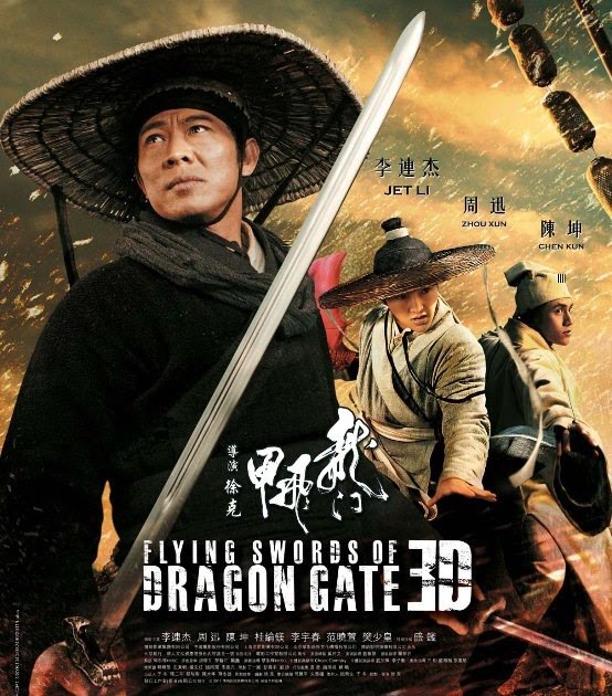 Warriors Gate Movie English Subtitles Download: The Flying Swords Of Dragon Gate (2011) 720p HDTV 700MB
