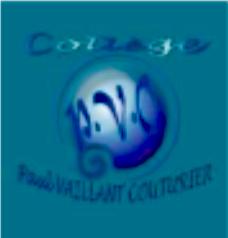 Le logo du collège