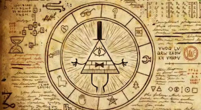 Gravity Falls: Un nuevo programa de televisin de Disney cargado de simbolismo Illuminati
