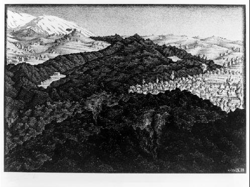 Na sta sicilia la sicilia attraverso le litografie di m for Escher mostra catania