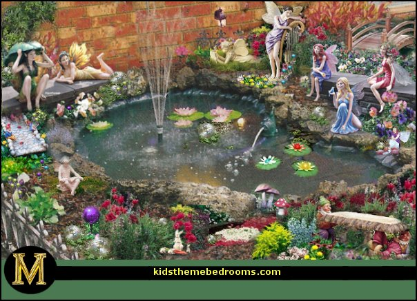 decorating theme bedrooms maries manor fairy garden ForFairy Garden Decorating Ideas
