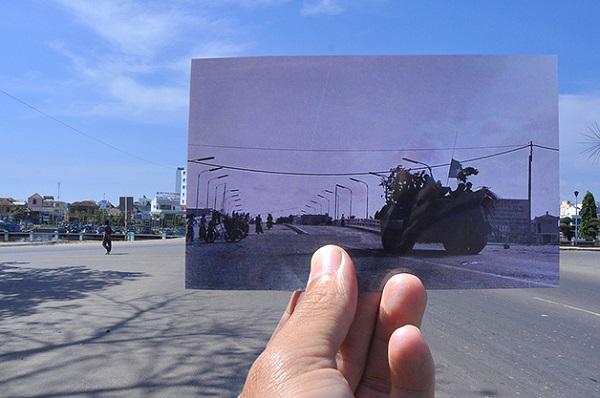 fotografo vietnamita revela passado e presente de seu país com sobreposição de fotos