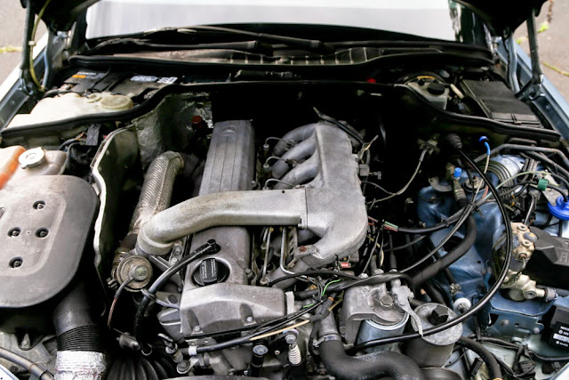w126 turbo diesel