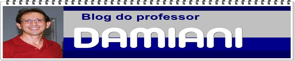 Blog do Prof. Damiani