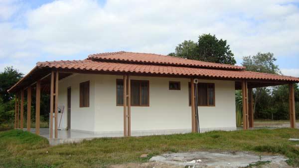 Tecnologia e constru o constru o de im veis rurais for Paginas para construir casas