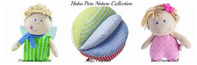Pure nature, organic toys, baby soft toys, haba