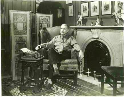 Leonard H. Nason c. 1948