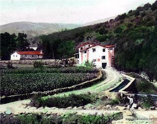 Los Molinos, en Candelario Salamanca
