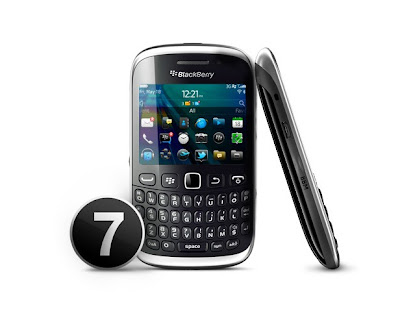 Gambar BlackBerry Curve 9315
