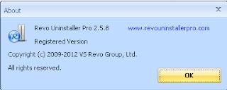 Revo Uninstaller Pro v2.5.8 Final