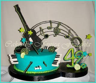 Tortas Cakes By Monica Fracchia Torta Decorada