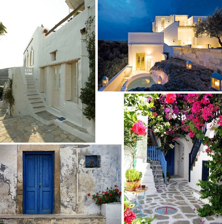 Home styles greek home style for Home style inspiration