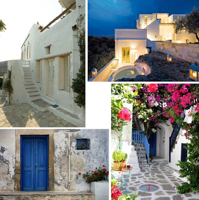 Home styles greek home style for Home exterior decorative accents