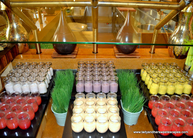 smoothies in Liwan Rotana