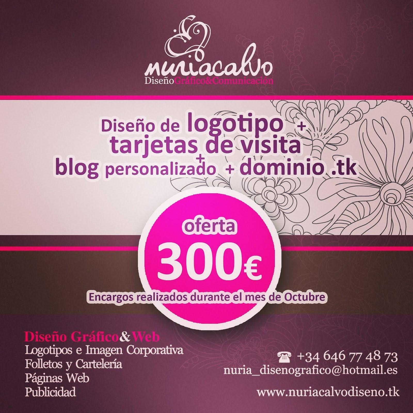 Nuria Calvo Diseño Grafico&Comunicación