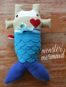 Moxy and Toots - Handmade monsters and munchkins