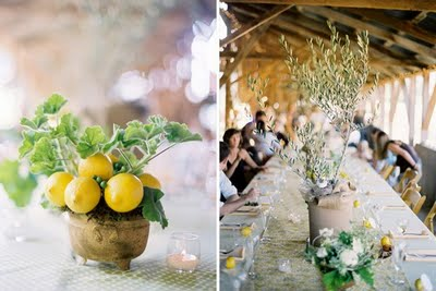 Rainbow sugarcraft table decorations white company wedding halls country wedding table decorations on coast to country weddings fruit and vegetables in your wedding decor junglespirit Choice Image