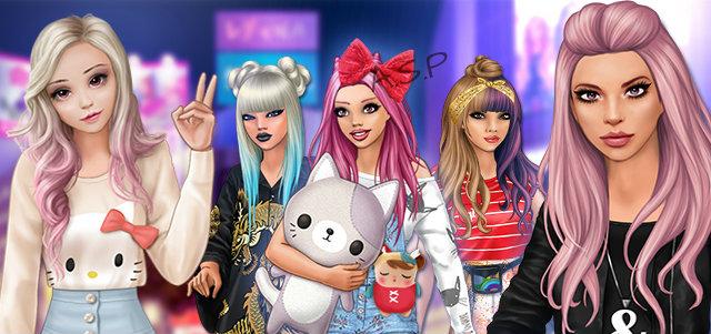 Lady Popular Fashion Arena Japan