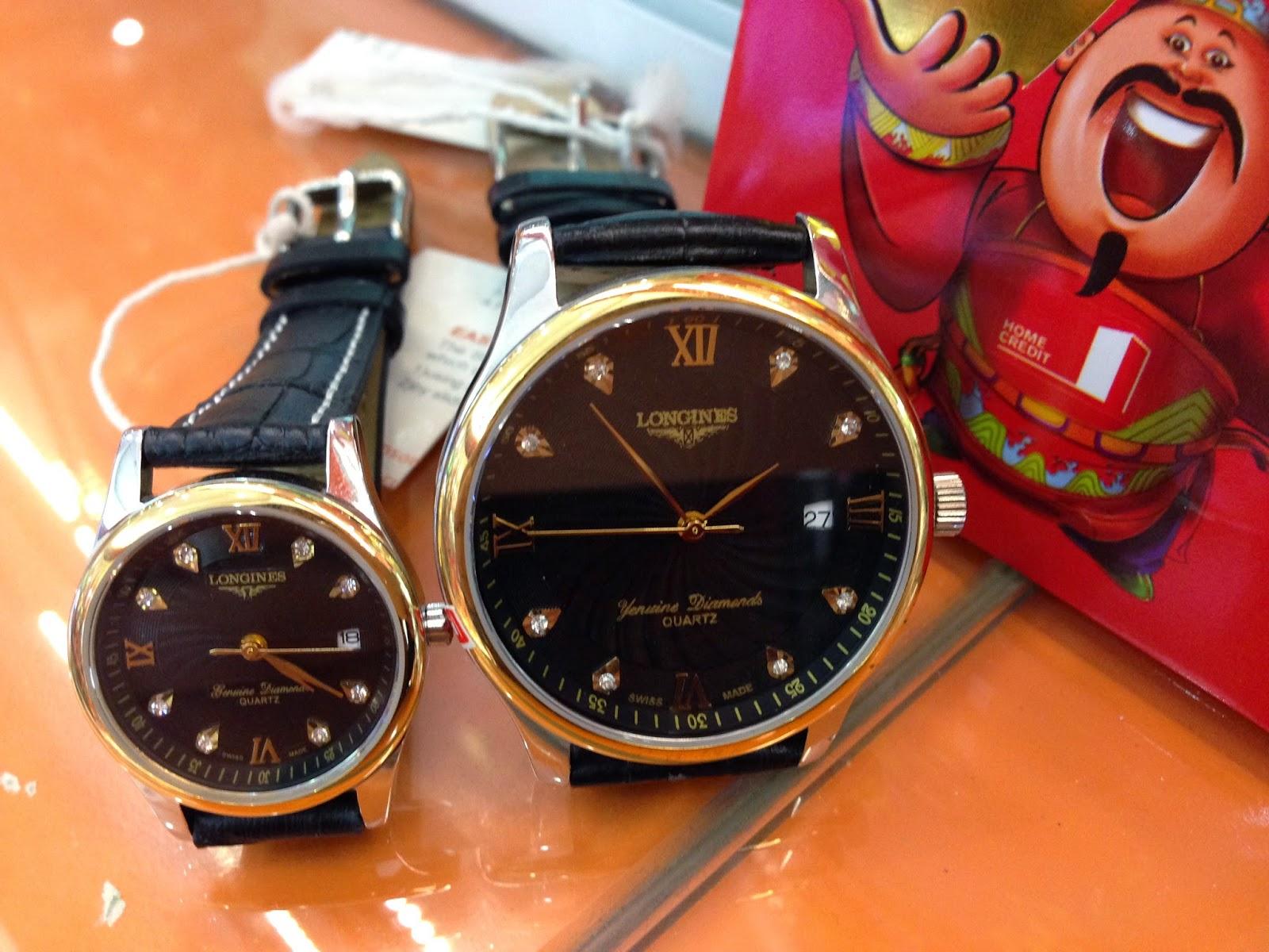 Tổng hợp những mẫu đồng hồ đôi đẹp nhất mùa Valentine