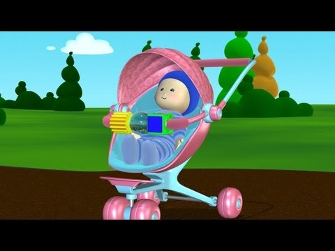 TuTiTu Doll Stroller