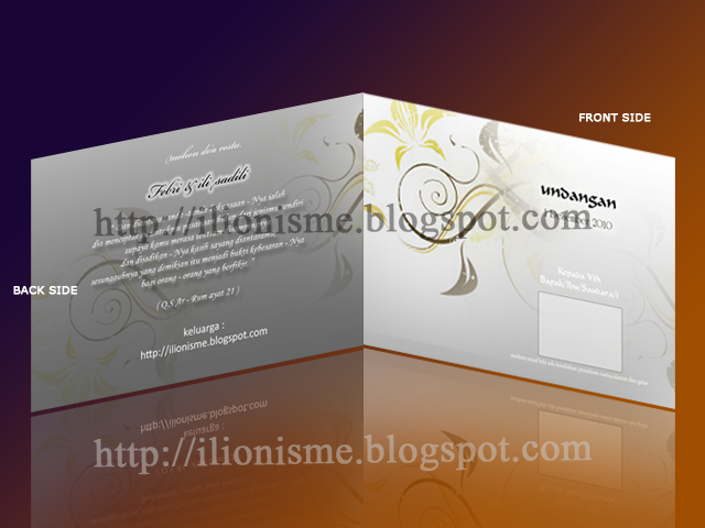 download invitation design without watermark ( download contoh tanpa