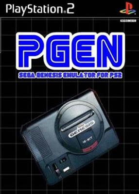 1073 Jogos de MEGA DRIVE Para PS2    PS2