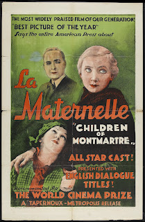 Children of Montmartre_afiche