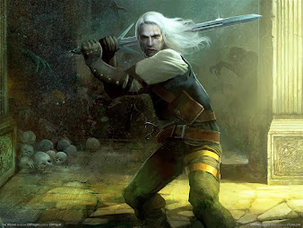#21 The Witcher Wallpaper