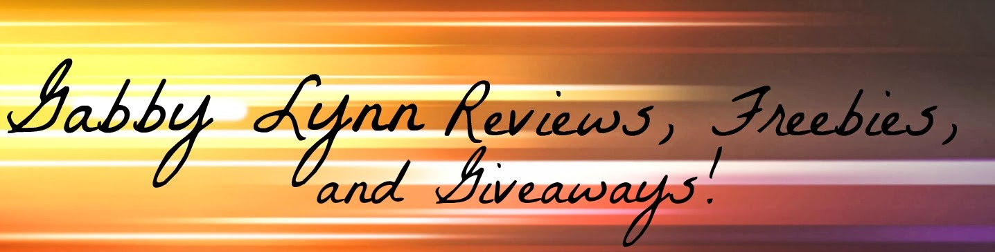 Gabby Lynn Reviews, Freebies, and Giveaways!