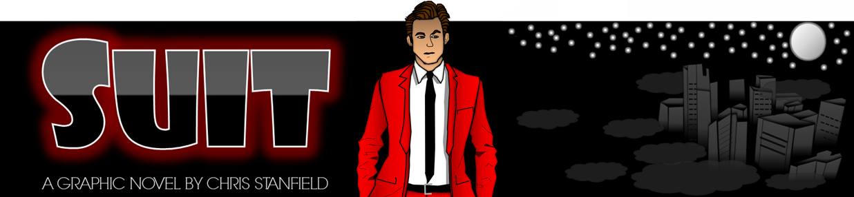 Suit Graphic Novel