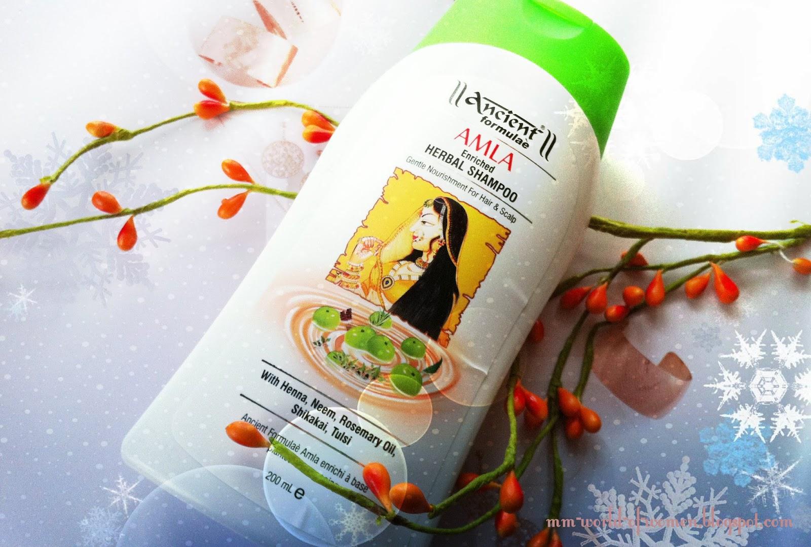 Hesh Amla - szampon do włosów