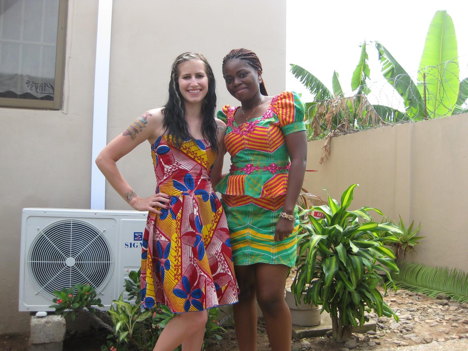 31 Wonderful Ghana Traditional Dress Women Playzoa Com