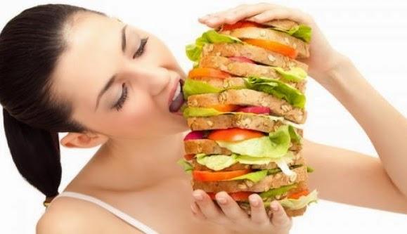 Cara Mengurangi Nafsu Makan Berlebihan