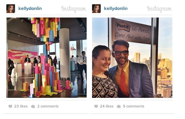 Post It Event on Instagram