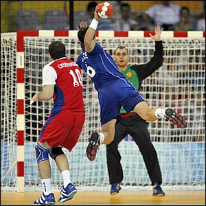 Handball 2012 London Olympics