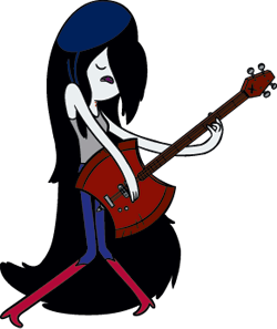 Adventure Time Fanpage: Character Facts: Marceline from Adventure Time
