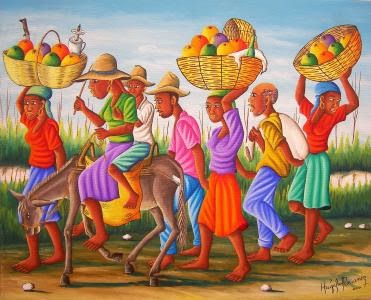 Haitianarts Cadre Las Galeras