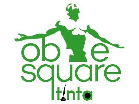 Oble Square by TINTA Logo