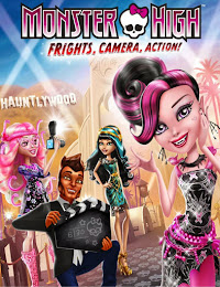 Monster High: Frights, Camera, Action (2014)