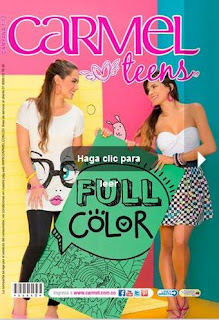 catalogo carmel teens c-1 2013