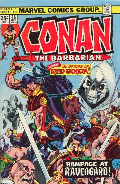 Conan the Barbarian #48