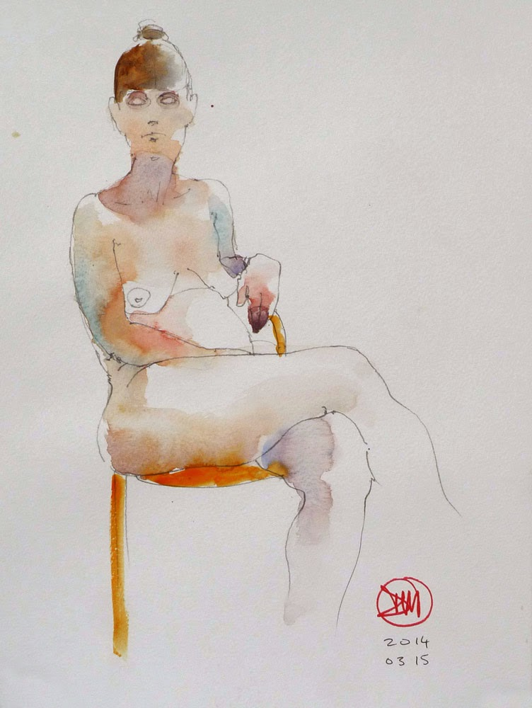 Nude by David Meldrum
